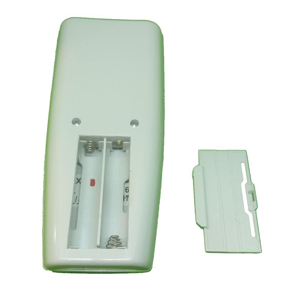 Controle Remoto Para Ar Condicionado Cinza Gelo Electrolux - 60200206