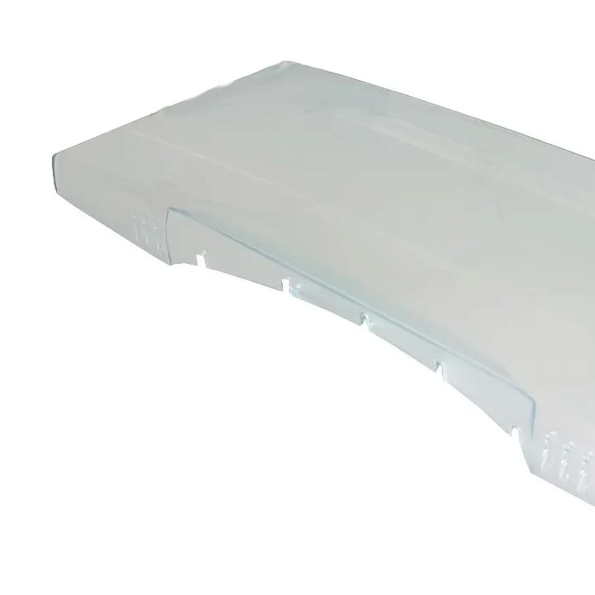 Kit com 5 Tampas Frontal Da Gaveta Cesto Para Freezer Vertical Electrolux - 77187372