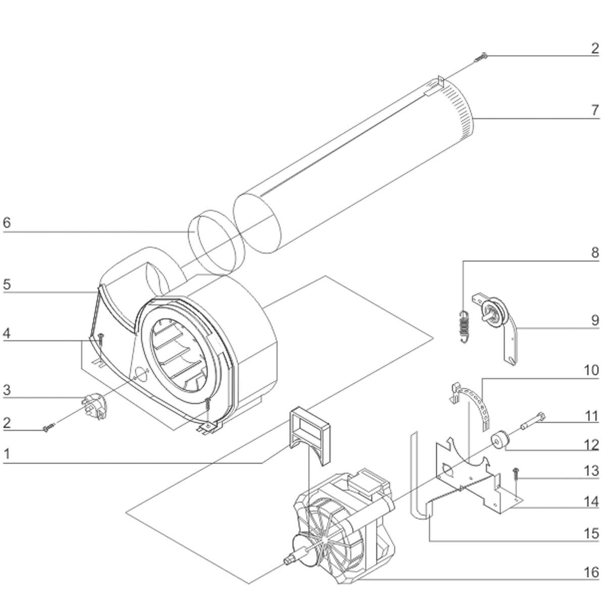 Correia Para Secadora De Roupas Electrolux TRD15 - 34503600