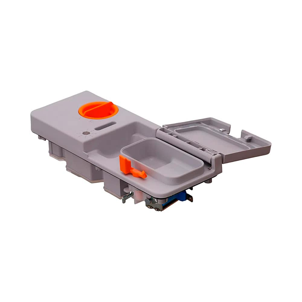 Dispenser Insumos Cinza Para Lava Louças Brastemp 220V - W10371117