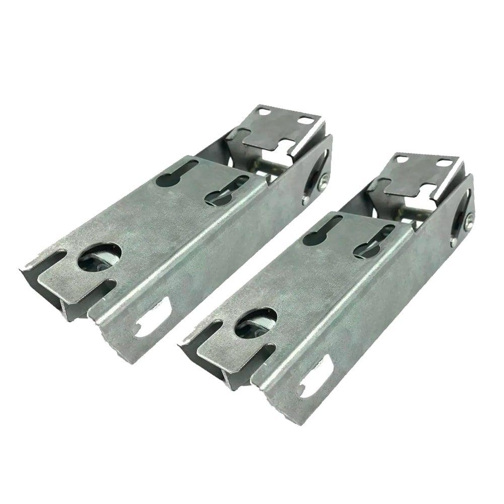 Dobradiça Balanceada Com Mola Freezer Horizontal Electrolux H160 H210 H300 2 Unidades - 62900695