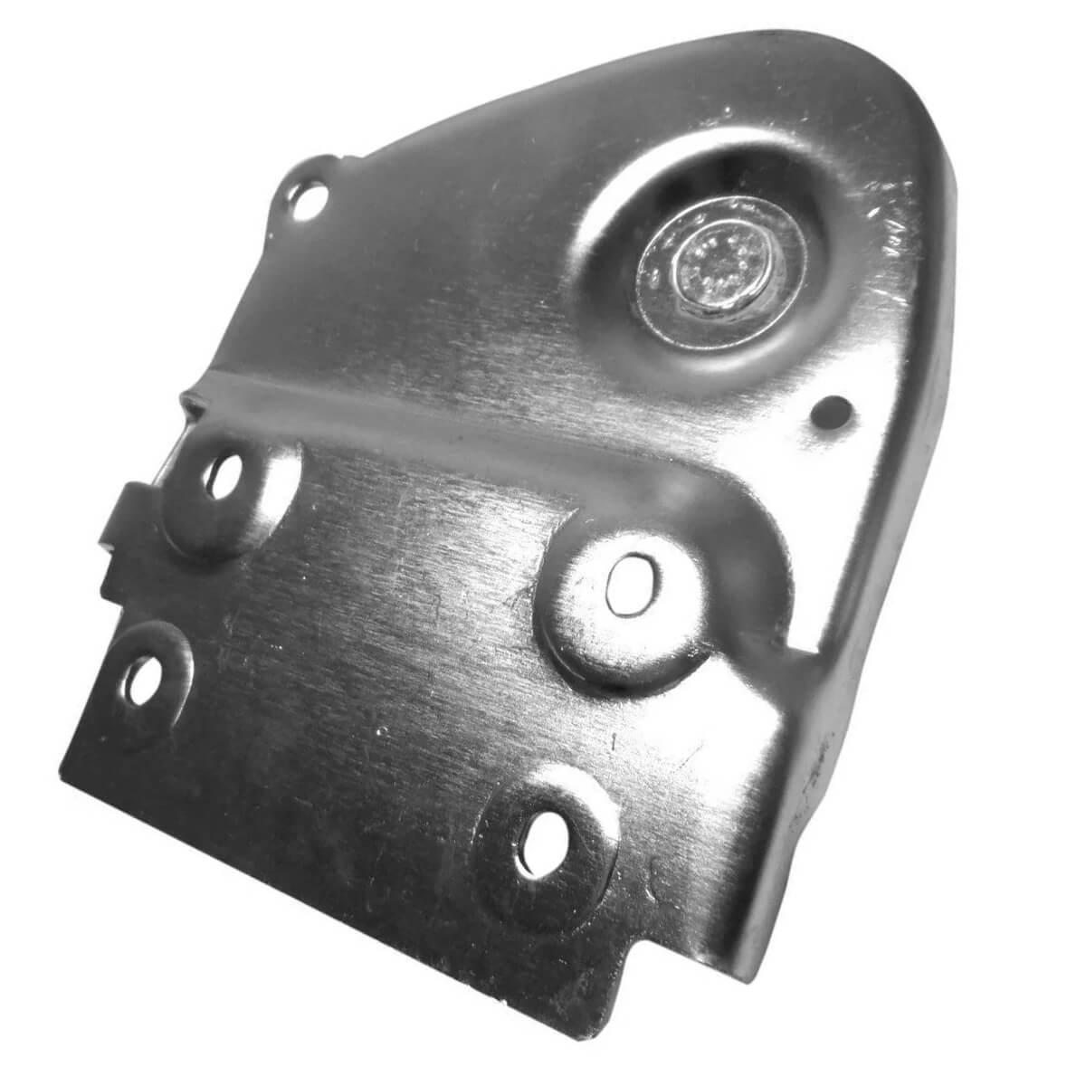 Dobradiça Inferior Direita Para Geladeira Dc51x Electrolux - 62545869
