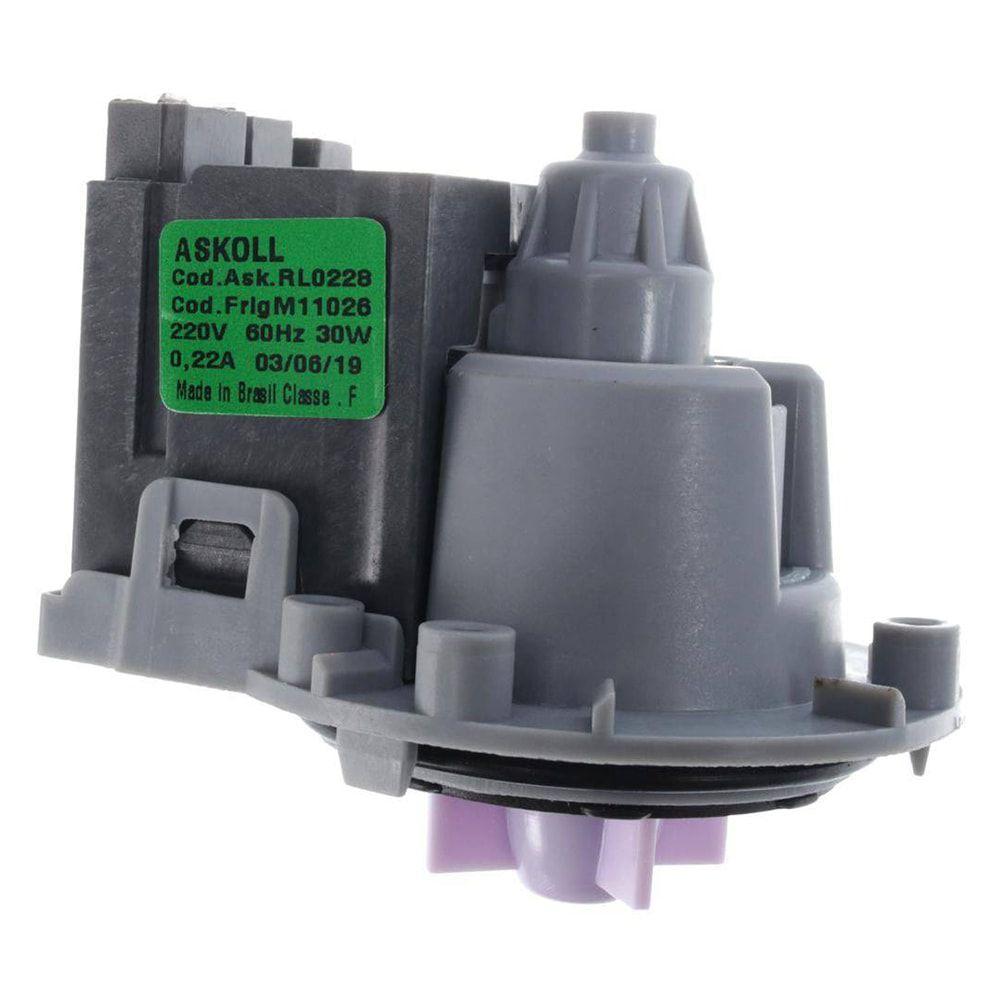 Eletrobomba Lavadora De Roupas Universal 220V Askoll - M11026