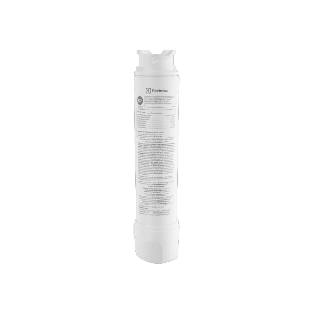 Filtro De Água Para Refrigerador DM85X DM90X DM91X Electrolux - 807946706