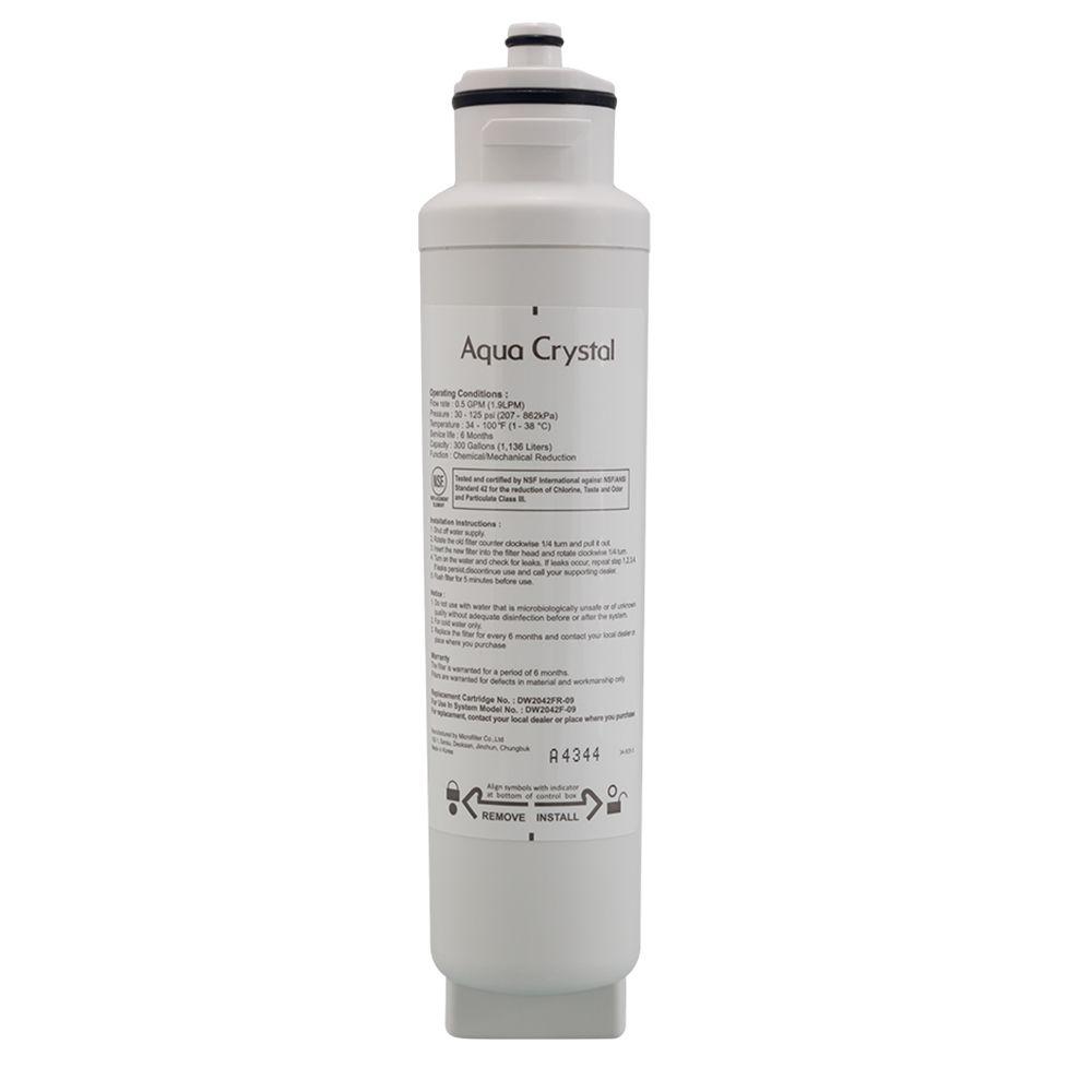 Filtro De Água Para Refrigerador French Door Frost Free Fdi90 Fd90x Electrolux - 3019986700