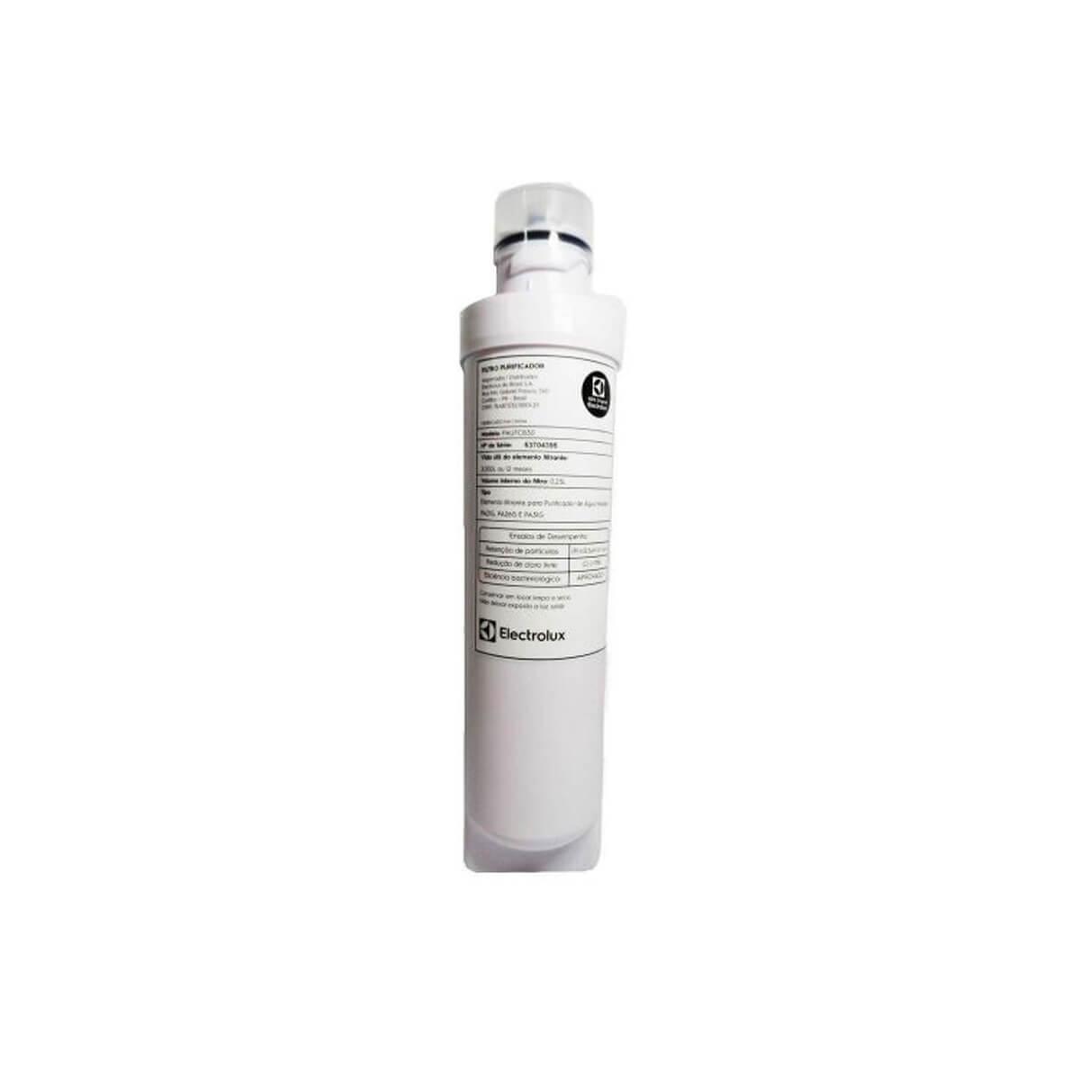 Filtro Para Purificador De Água Electrolux PA21G PA26G PA31G -  306100000121