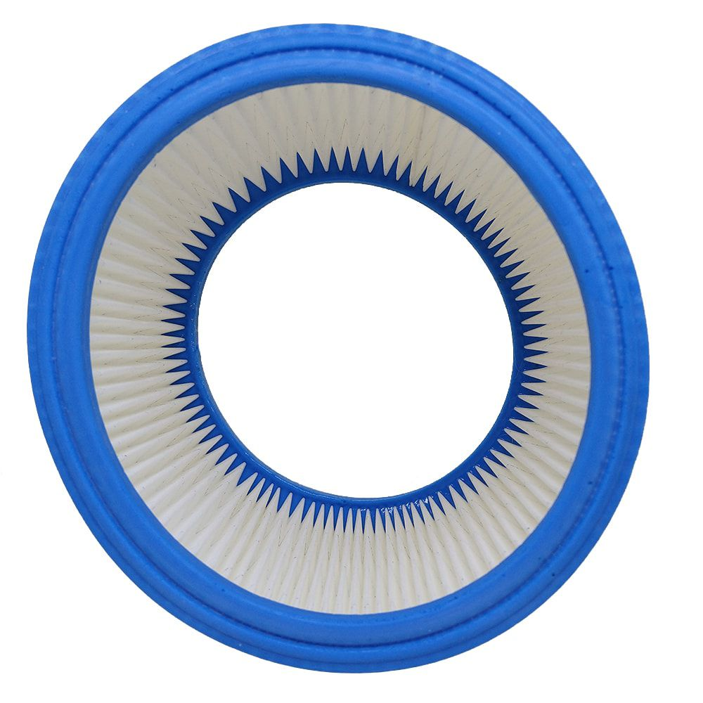 Filtro Permanente de Polipropileno Azul Para Aspirador H103 Plissado - 65701001I