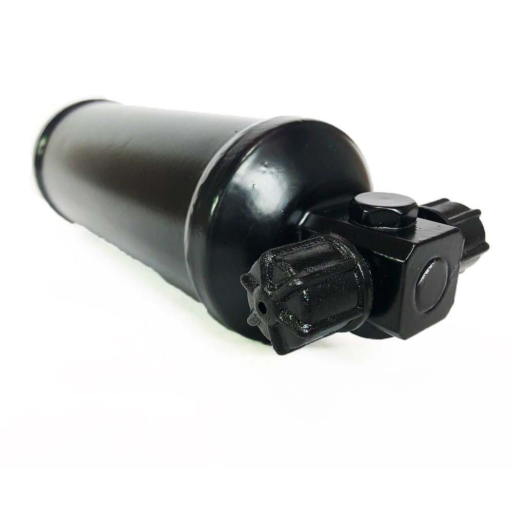 Filtro Secador Do Ar Condicionado Universal Com 2 Saídas Automotivo
