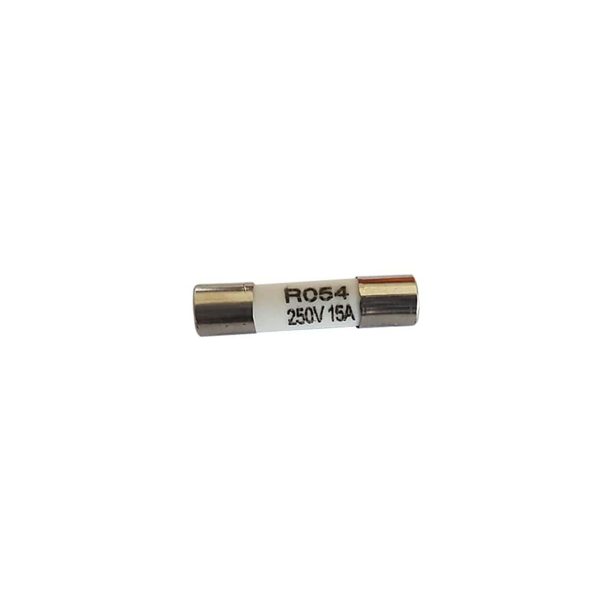 Fusivel 5x20 15A Imp. Pequeno Para Microondas