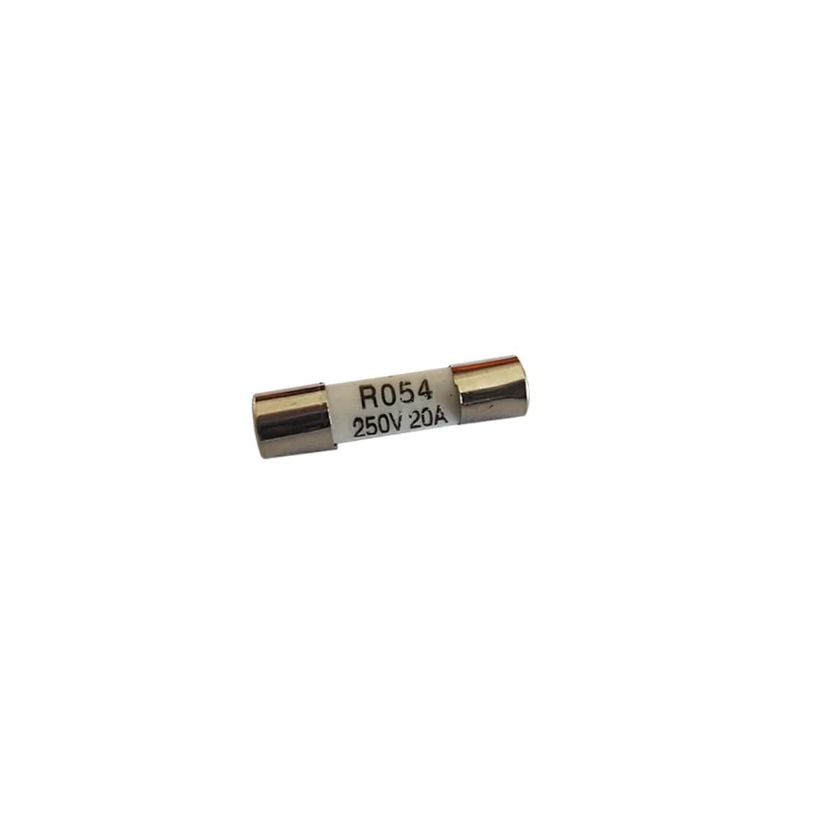 Fusivel 5x20 20A Imp. Pequeno Para Microondas