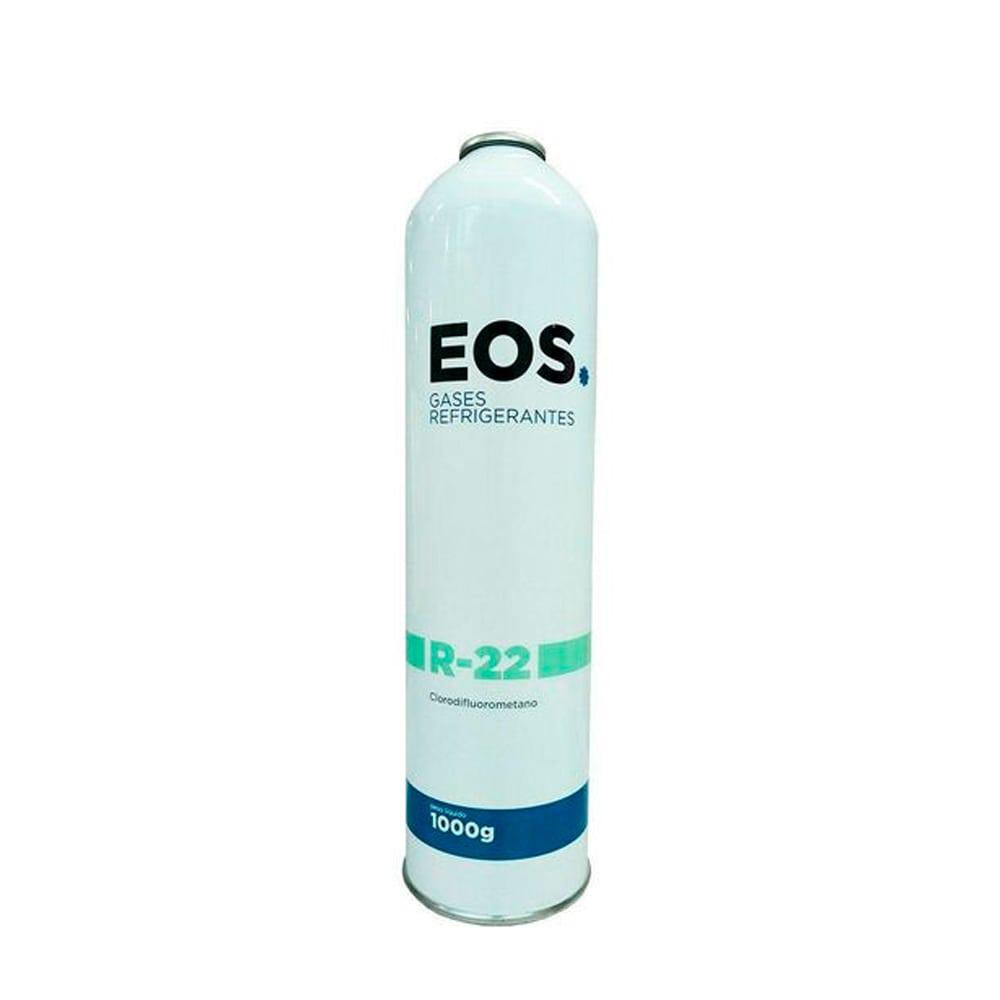Gás R22 R-22 750g Eos