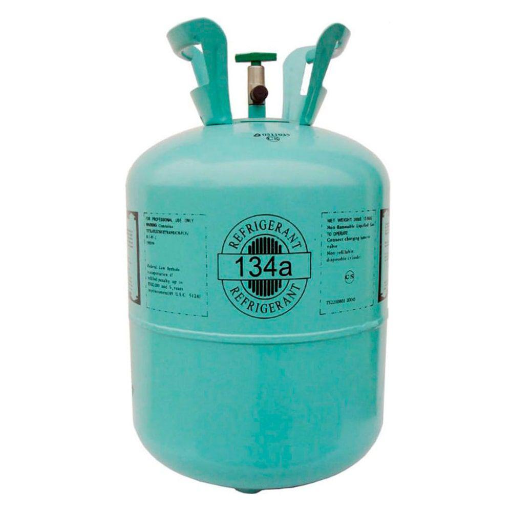 Gás Refrigerante R134 Botija 13,600 Kg EOS