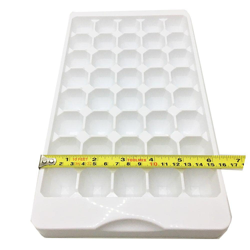 Kit 2 Unidades Forma Gelo Refrigerador Electrolux - 67493048