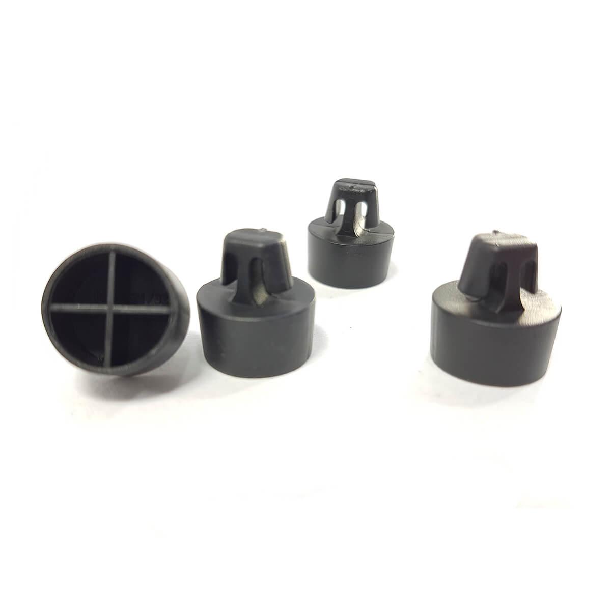 Kit 4 Unidades Do Pé Encaixe Microondas Electrolux - 67492890