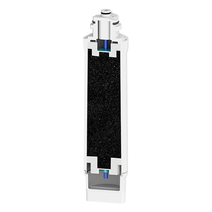 Kit Com 2 Refis Para Purificador De Água Prolux G Planeta Água - 1105