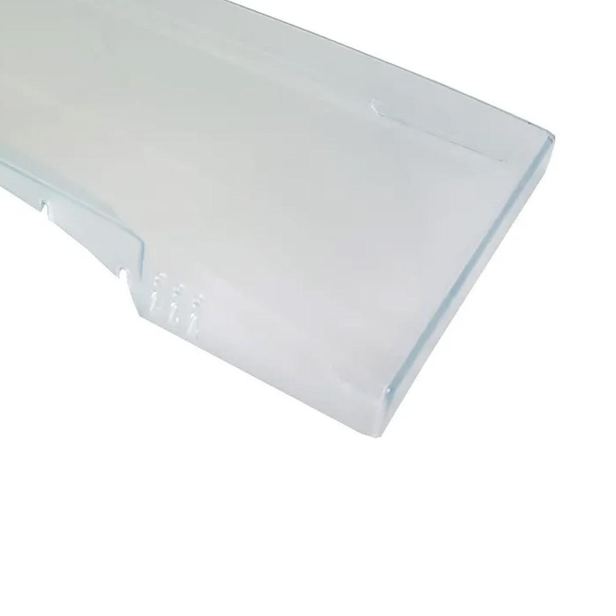 Kit com 6 Tampas Frontal Da Gaveta Cesto Para Freezer Vertical Electrolux - 77187372