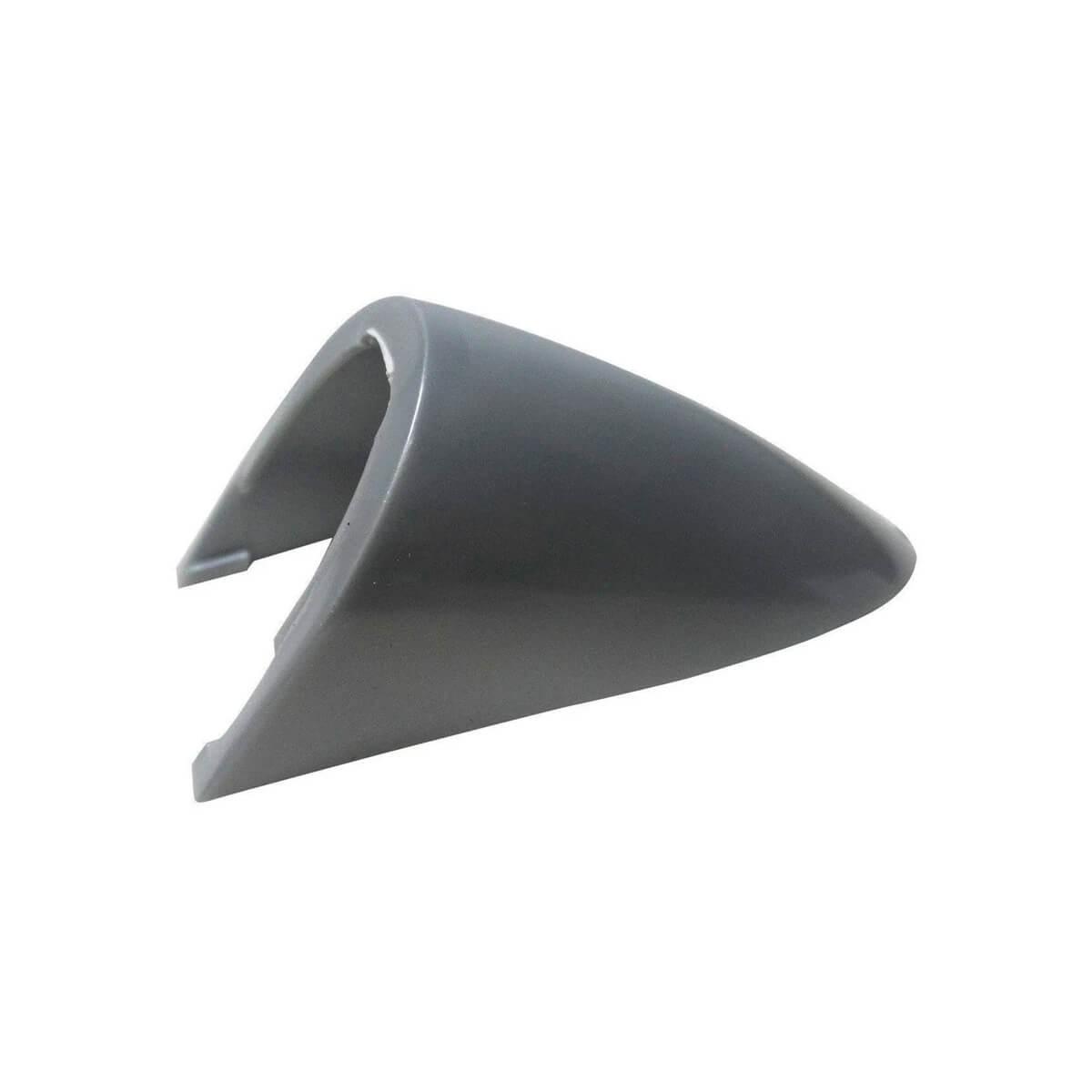 Kit com Puxador Da Porta Para Geladeira Electrolux/67491368 + Capa Do Puxador Para Refrigerador Electrolux/67492286