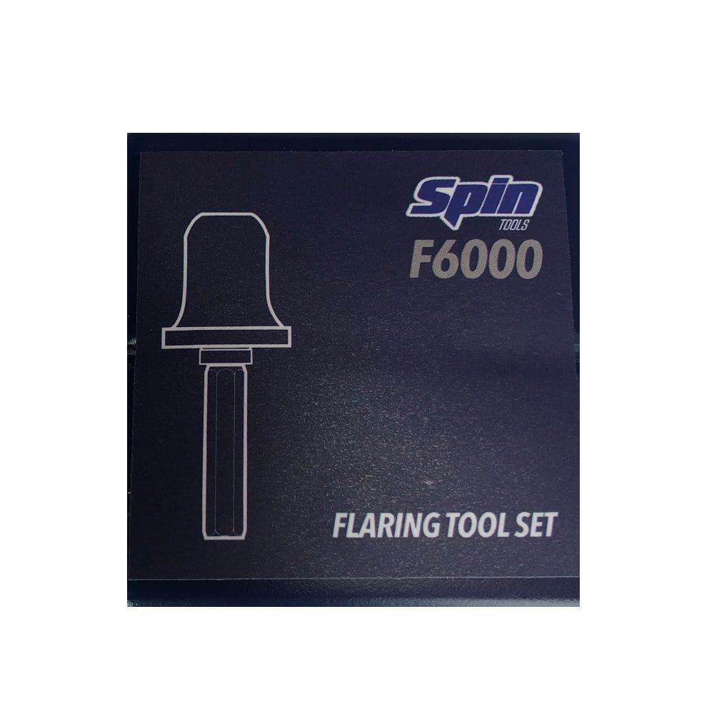 Flangeador Spin Cobre E Alumínio 1/4 3/8 1/2 5/8 3/4 7/8