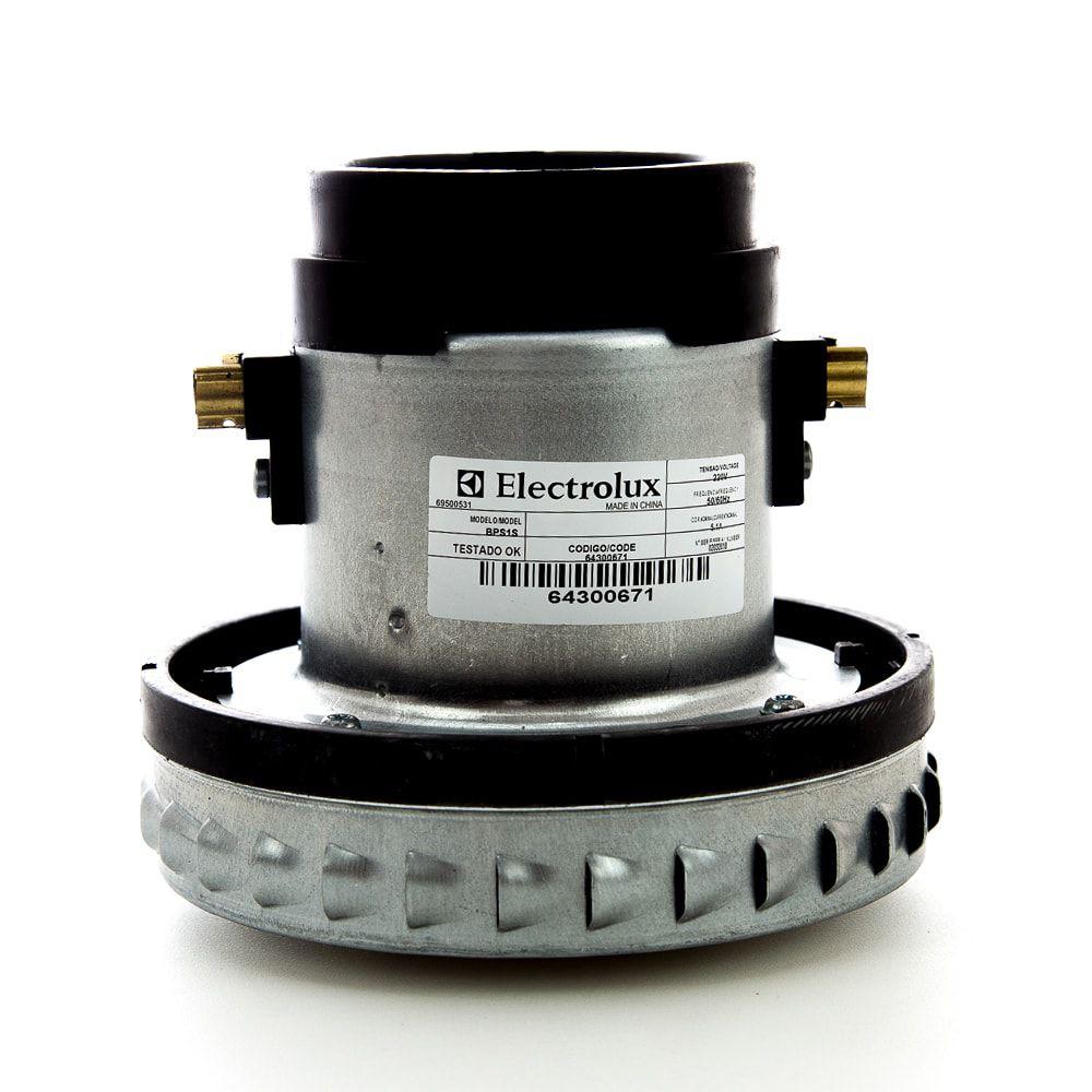 Kit Motor 220v Bps1sr Eletrolux A10 A20 Gt3000 64300671 + Mangueira A99513401