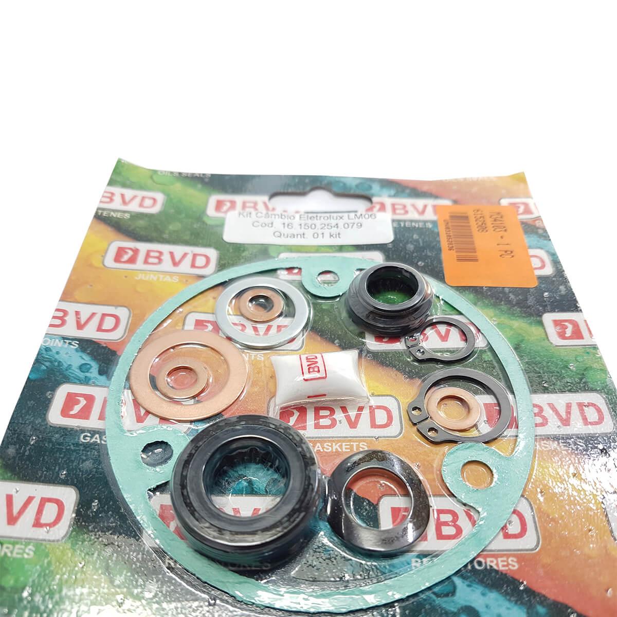 Kit Para Reparo Da Transmissão Da Lavadora De Roupas Electrolux LM06 -  6152508