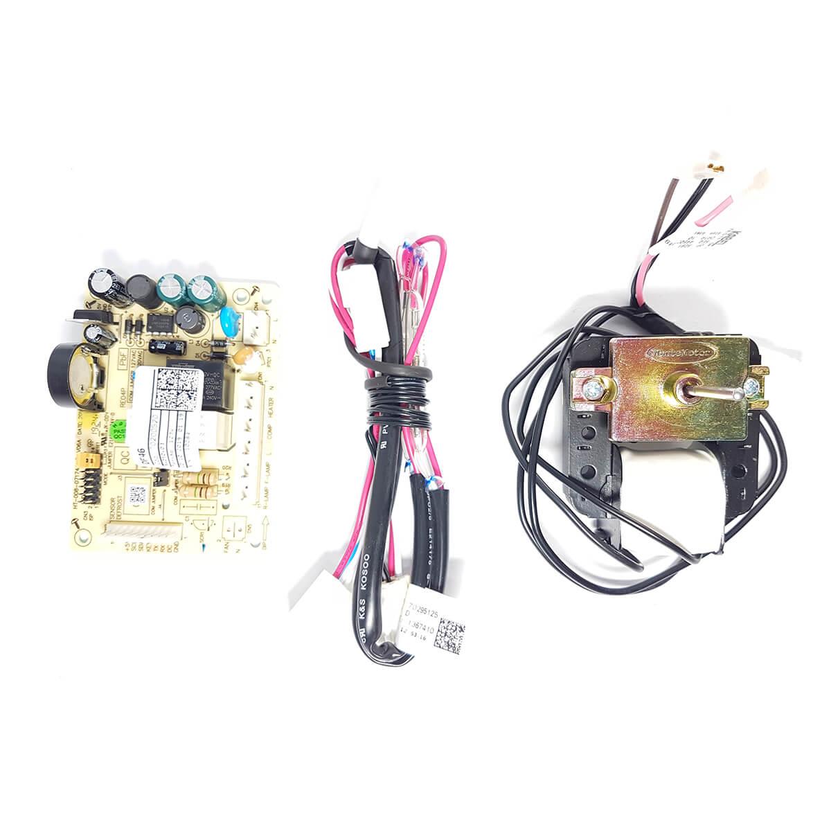 Kit Placa Sensor Ventilador Df46 Df49 127v - 70001453