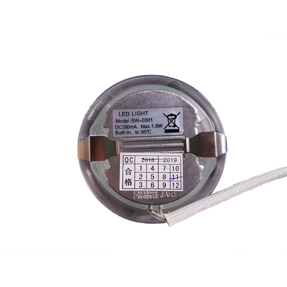 Lâmpada Led Para Coifa Electrolux 90CIT Original Bivolt - 69412165
