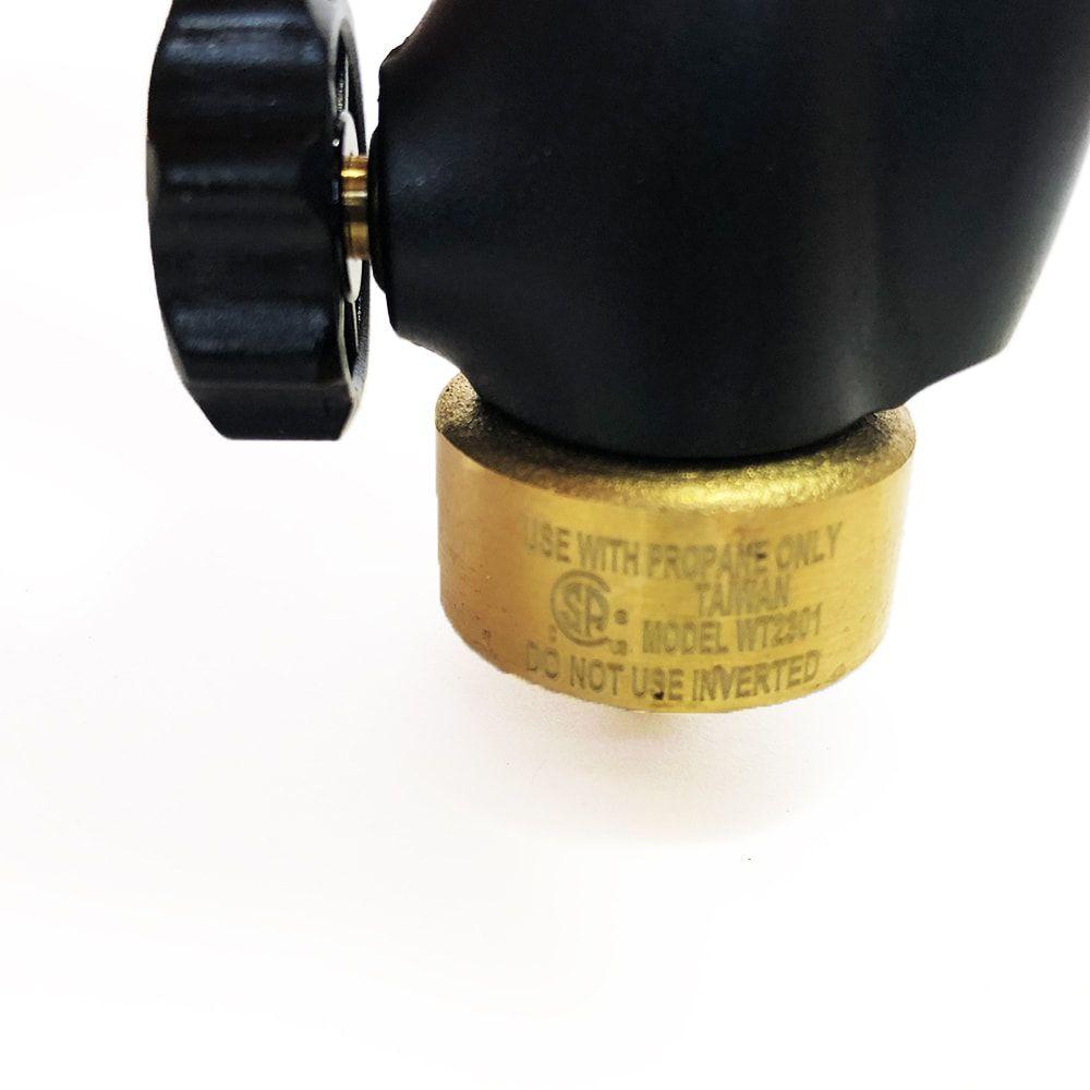 Maçarico Automático Portátil Propano Para Culinária Berzomatic -  WT2301