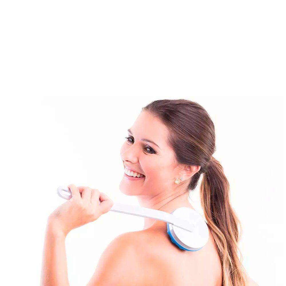 Massageador Manual Para Banho R. Rm-Mp040 - Relaxmedic