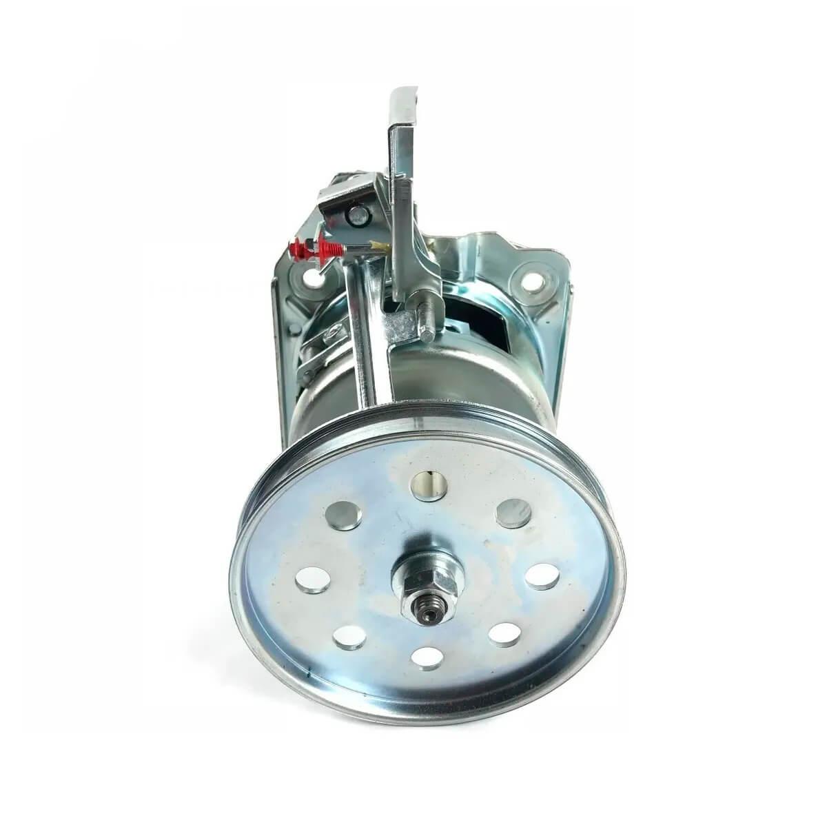 Mecanismo Câmbio Polia Estriada Para Lavadora De Roupas Electrolux LT10B LTD11 LAC11 - A02437701
