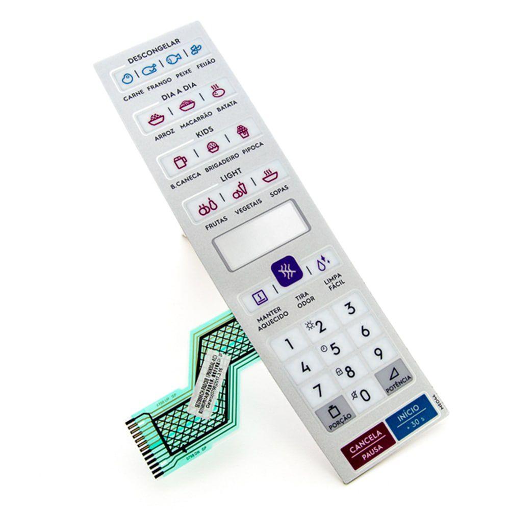 Membrana Para Painel De Controle Do Micro-ondas MEO44 - A06414801