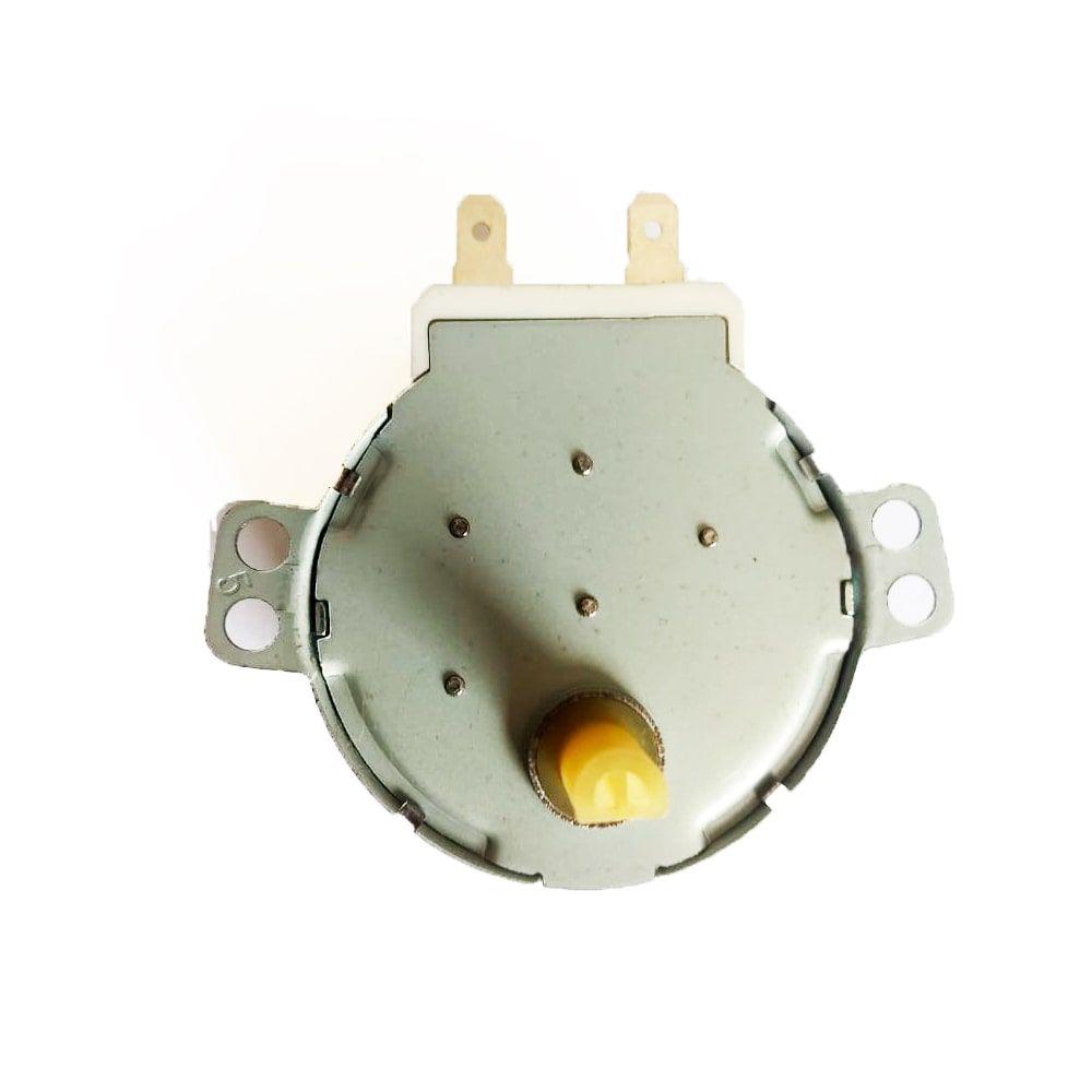 Motor De Prato 5/6 rpm Eixo Plástico Para Microondas 220V 49TYJ