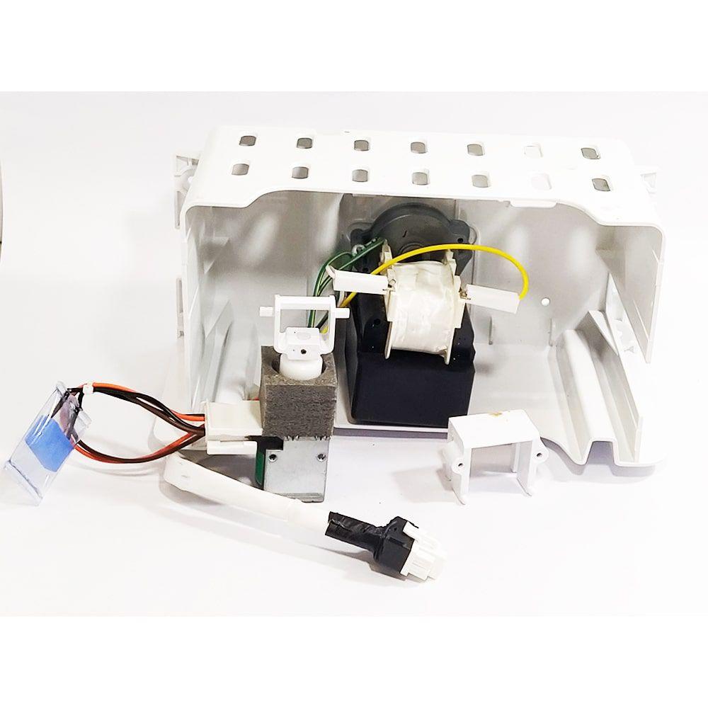 Motor Fabricador De Gelo Para Refrigerador Electrolux 127V SS72X SH70X SH70B SH72B SS72B SS91X SH72X - 10658230 Seminovo