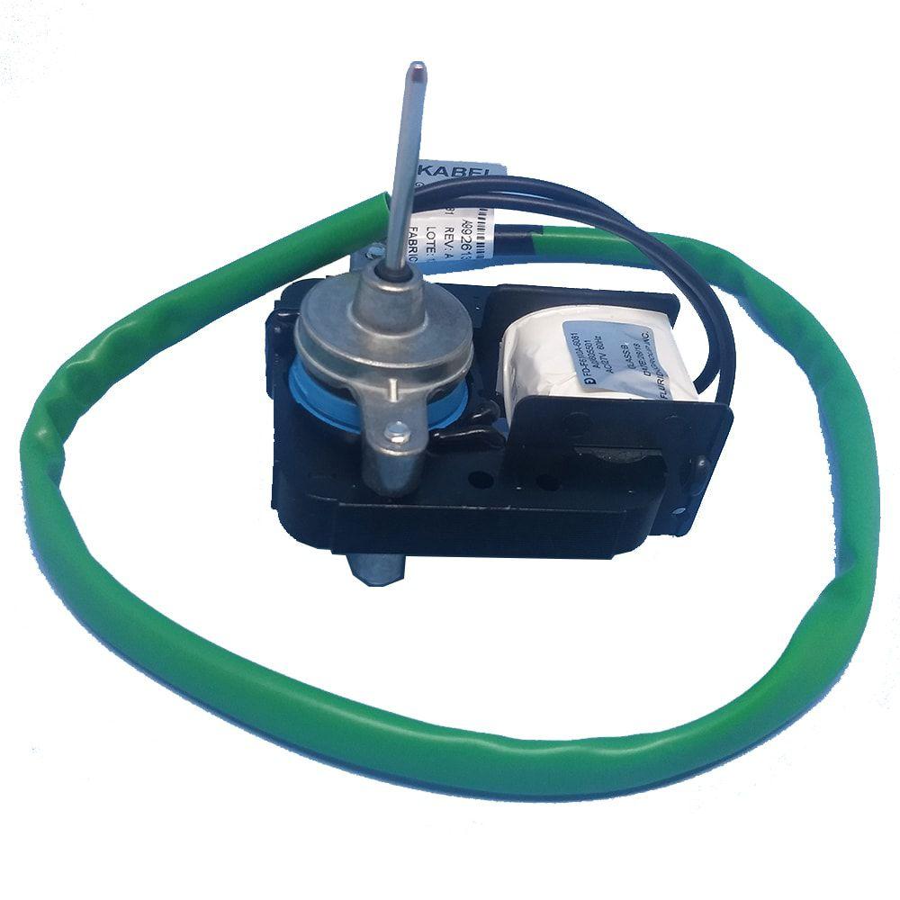 Rede Motor Ventilador 110V Para Geladeira Frost Free Electrolux DF34A RFE38 DF36A DF36X - 64594023