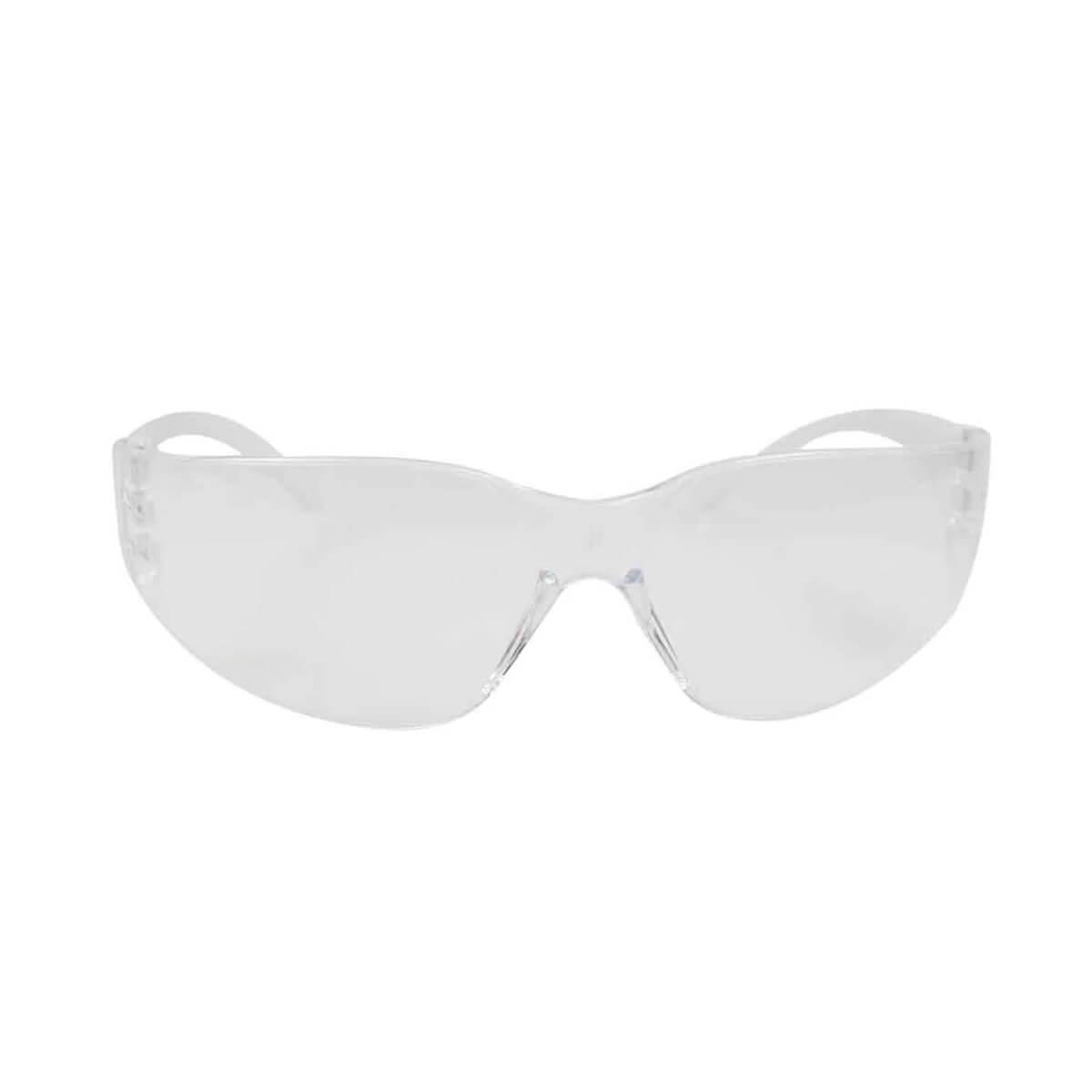 Óculos De Segurança Incolor Policarbonato Leopardo - Kalipso