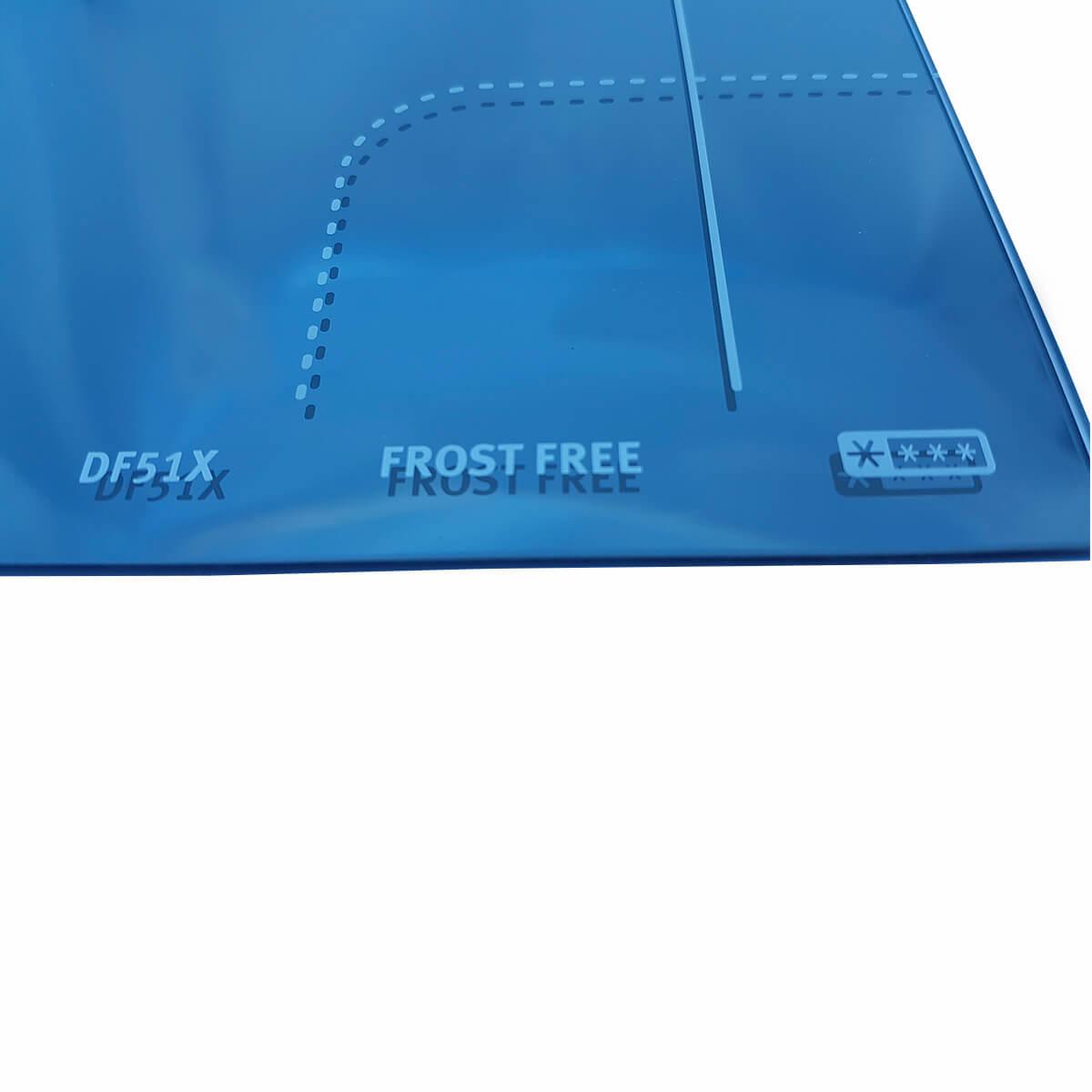 Painel Da Porta Do Freezer Refrigerador Electrolux DF51X - 70002961