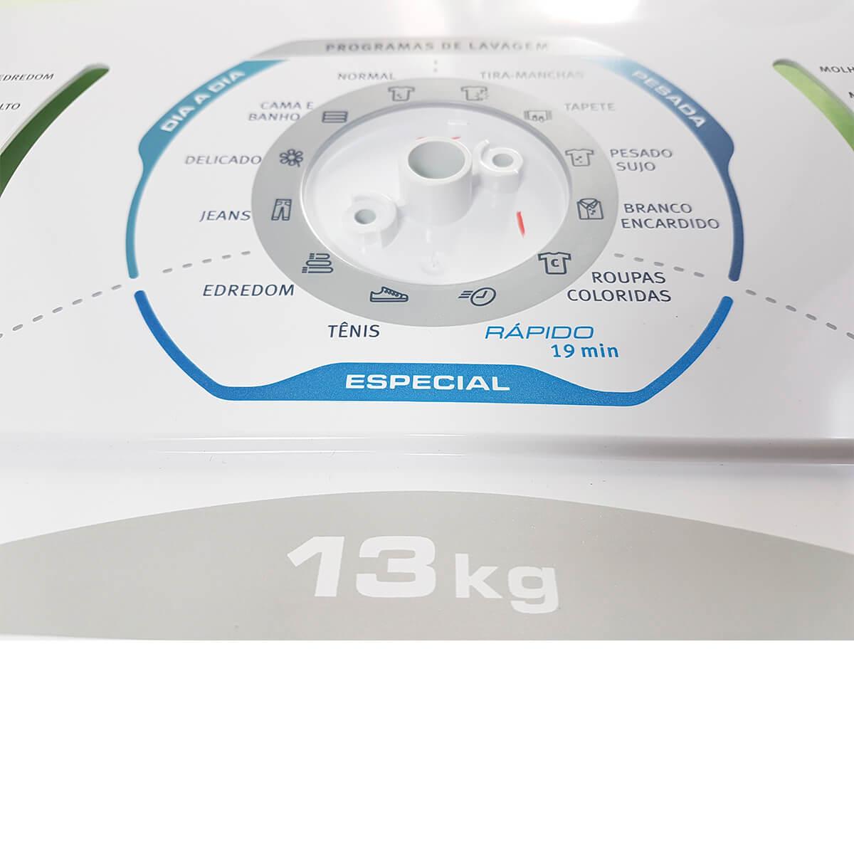 Painel De Controle Lavadora De Roupas Electrolux LM13Q -  A01971501