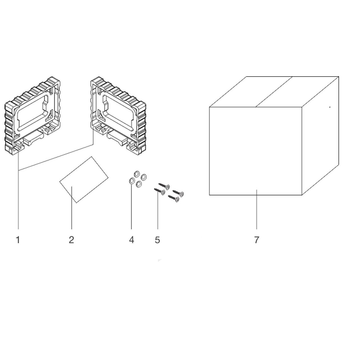 Parafuso De Fixação Forno Elétrico Electrolux OE60M -  A13208301