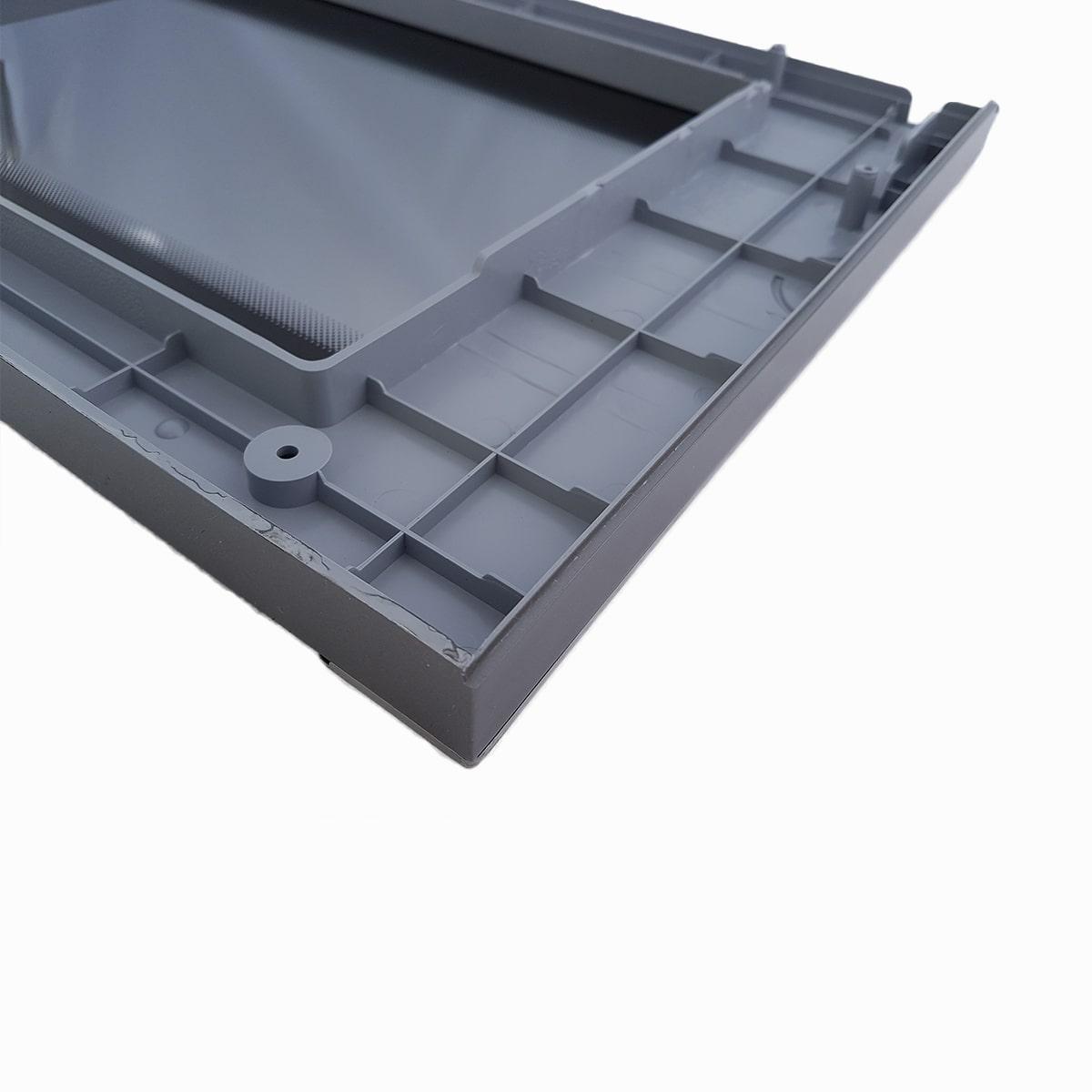 Parte Externa Da Porta Inox Forno Electrolux Fb54x - JS1G0609976210801