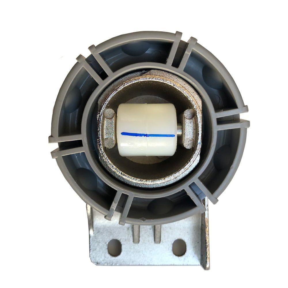 Conjunto Pé Nivelador Direito Para Refrigerador Electrolux DM86X DM84X DB84 DB84X - A05440301