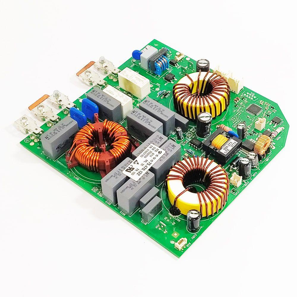 Placa Circuito Impresso Cooktop Electrolux ICI76 ICI75 - 318347000 - Seminovo