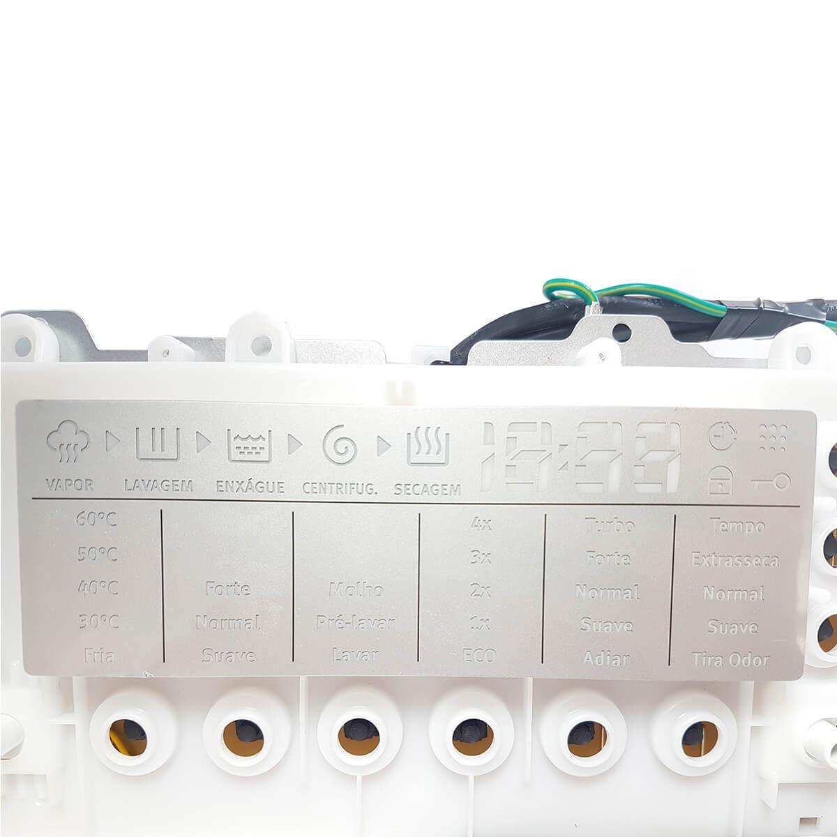 Placa De Controle Completa 127V Para Lava e Seca Electrolux LSE12 - PRPSSW2D3J