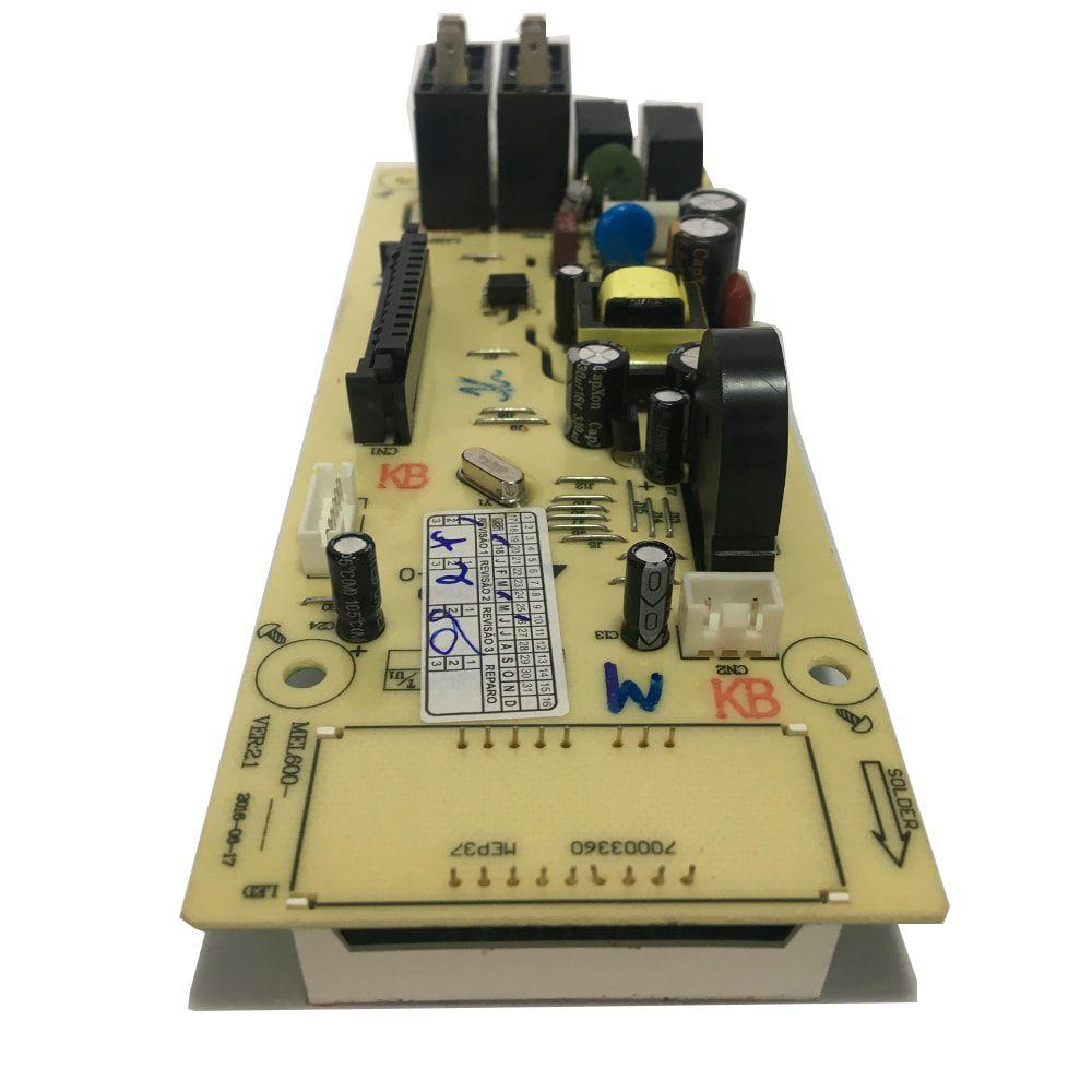 Placa De Controle Microondas Electrolux MEP37 Bivolt - 70003360