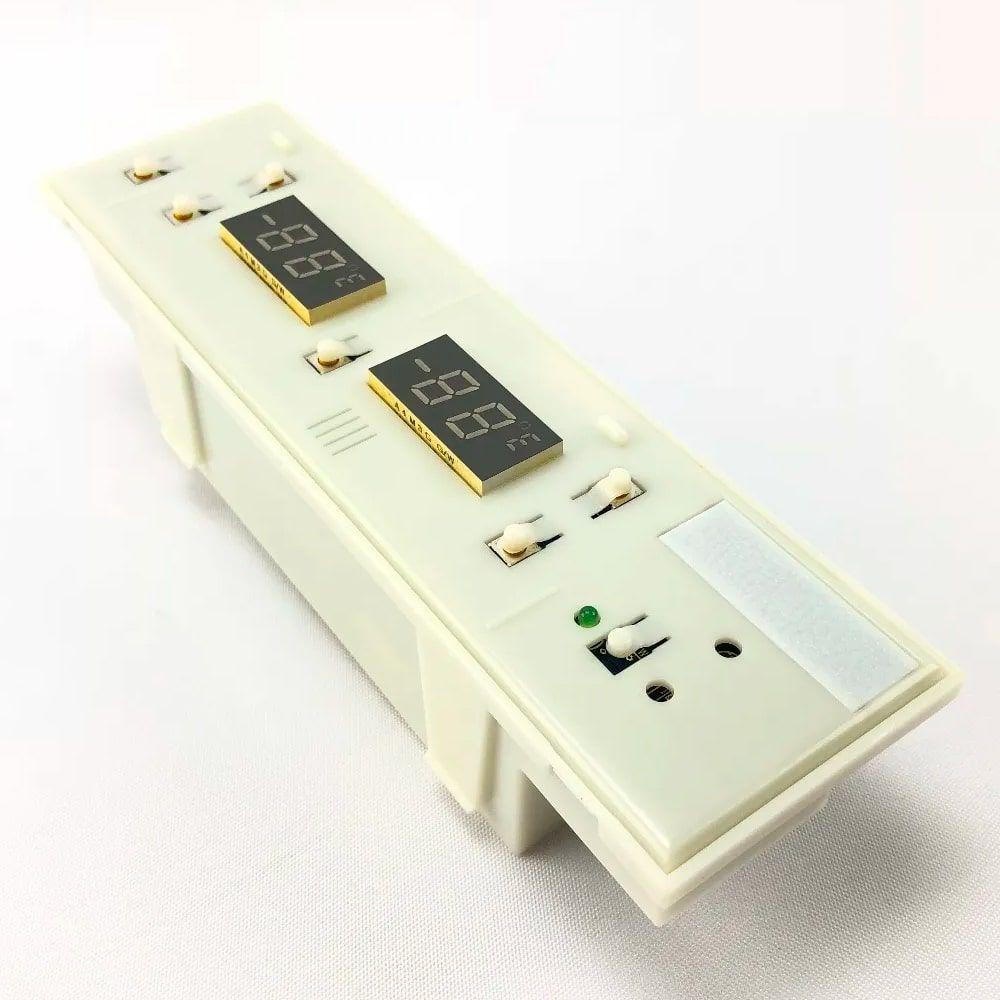 Placa De Controle Refrigerador Side By Side Electrolux  Gamma 2 SS76X SS77X 127v - A01078802