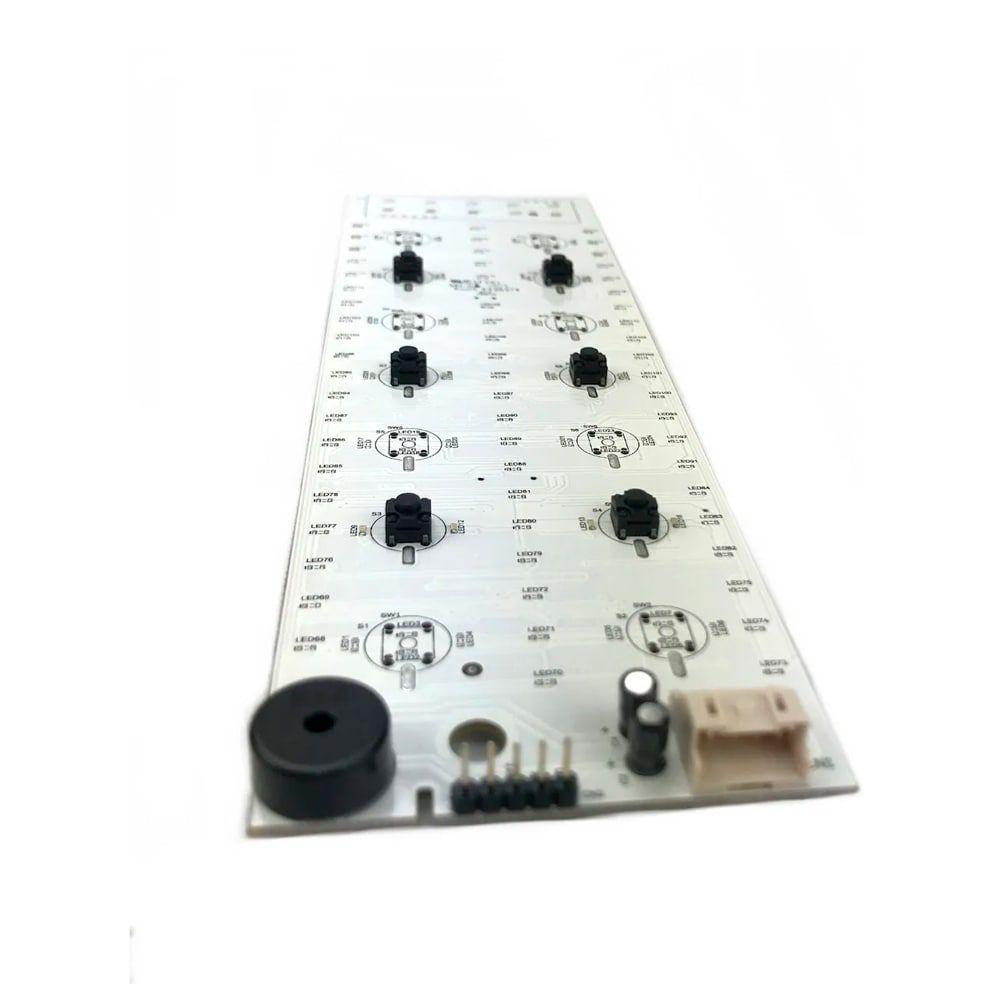 Placa De Interface Para Geladeira TF55 TF56 Electrolux - A13404903