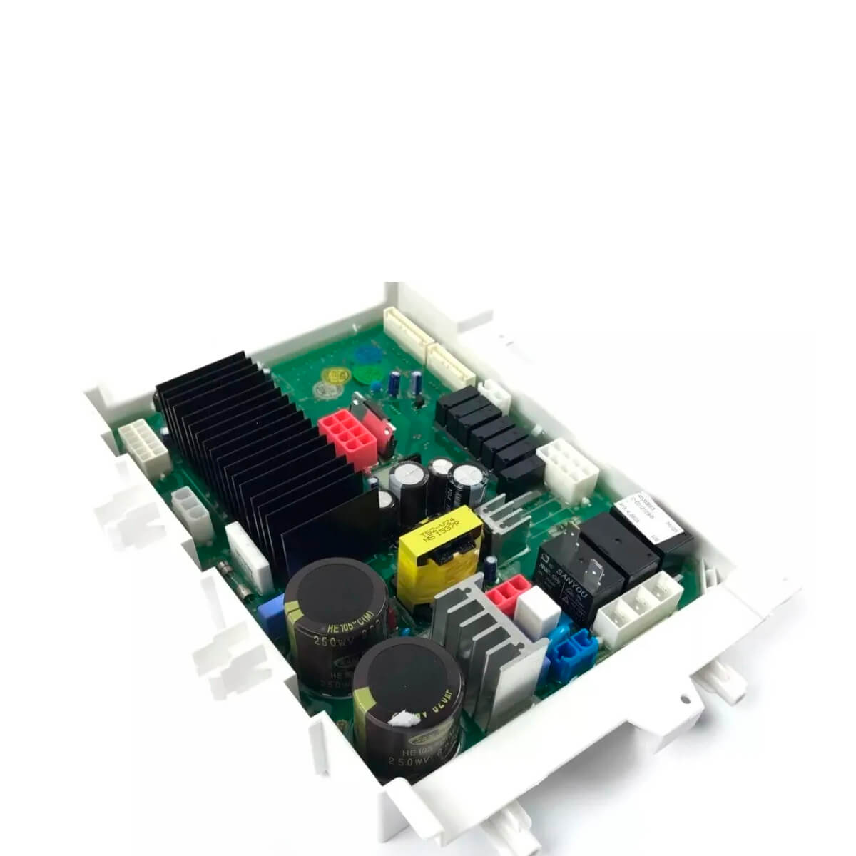 Placa De Potência 127V Para Lava e Seca Electrolux LSE11 - 10PCB717