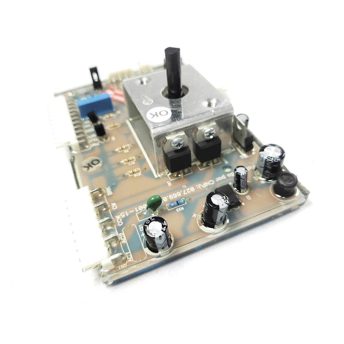 Placa De Potência Alado Para Lavadora De Roupas Electrolux Ltc15 - 70201322