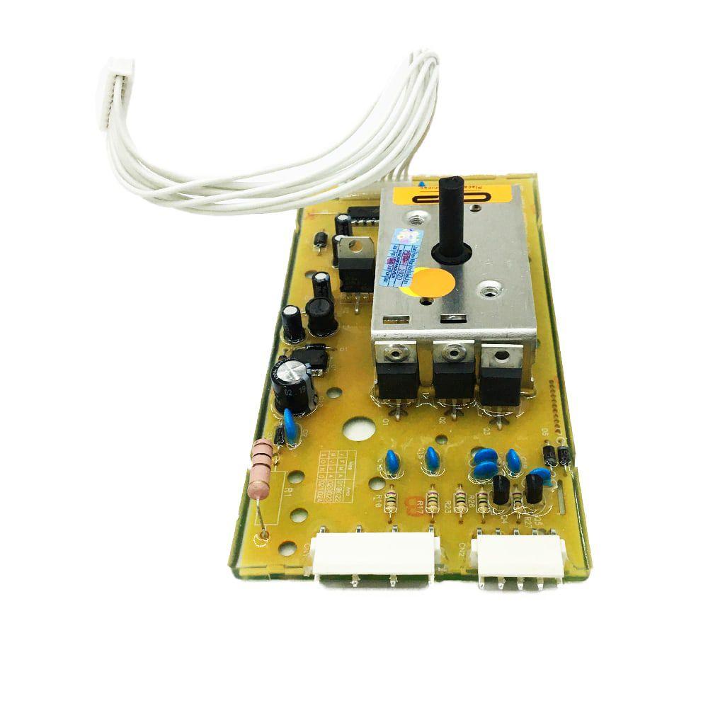 Placa De Potência Bivolt Para Lavadora De Roupas Lte12 Electrolux CP - 64502023