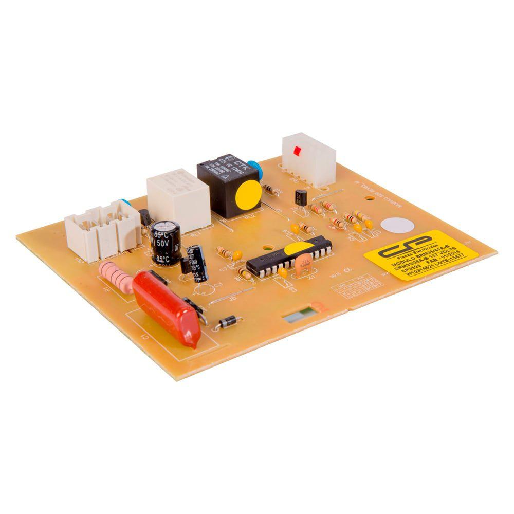 Placa De Potência CP Para Refrigerador Brastemp 127V - 326059370