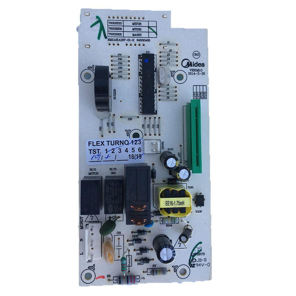 Placa De Potência Para Forno Micro-ondas MTD30 Electrolux Bivolt - 70002929 A20745201