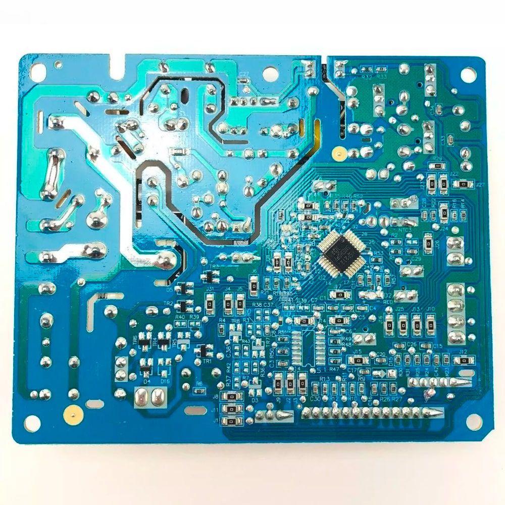 Placa De Potência Para Geladeira Electrolux DF52  DFW52  DF52X  DW52X  DF51  DF51X  DFN52- 64502201